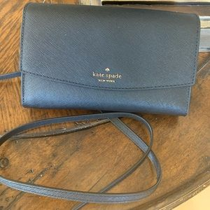 Brand New Kate Spade Crossbody/Wallet